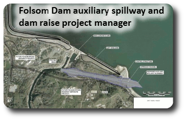 $1 billion dllar auxiliiary spillway installation