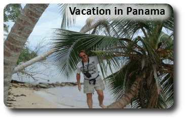 Beaches and rainforests of Panama